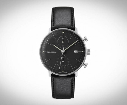 Montre Junghans Max Bill Chronoscope - 027/4601.00