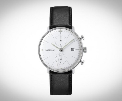 Montre Junghans Max Bill Chronoscope - 027/4600.00