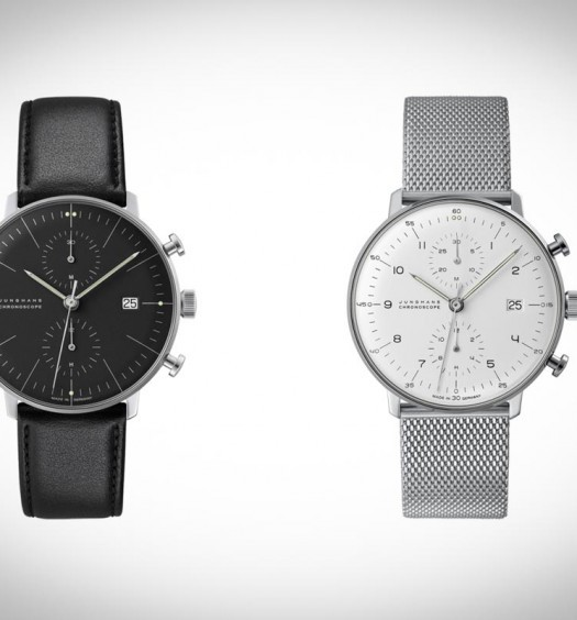 Collection Junghans Max Bill Chronoscope