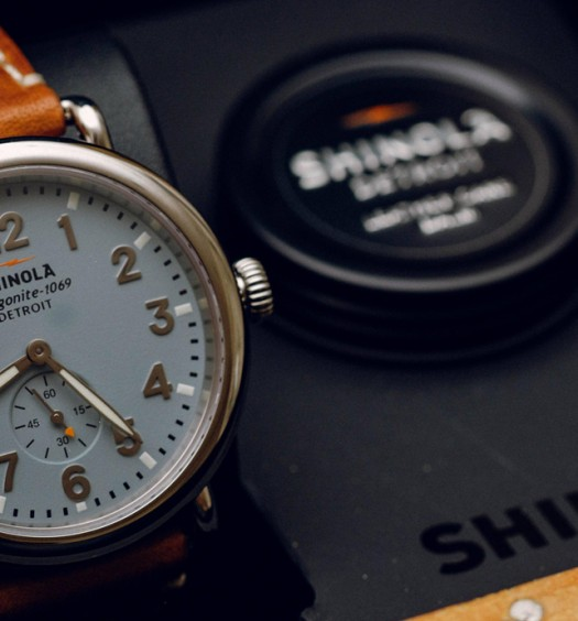 Zoom Shinola The Runwell