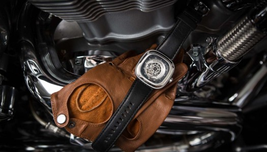 Focus sur la Fascinante P-Series de SevenFriday
