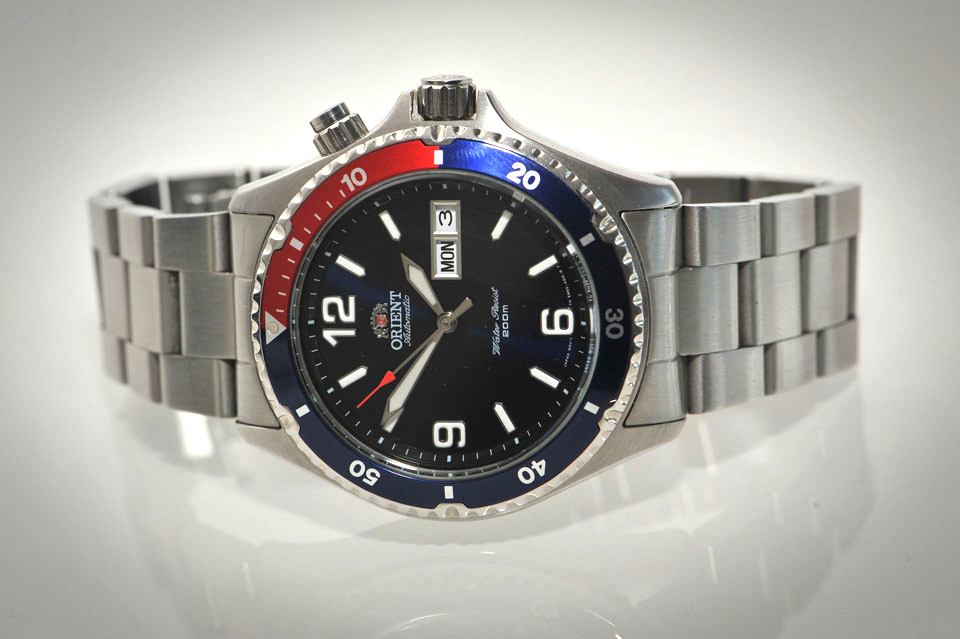 Montre-Automatique-Orient-5-Deep-Pepsi