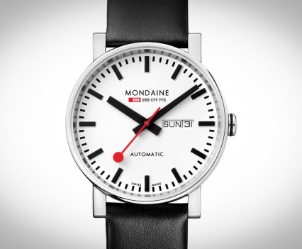 Montre-Mondaine-Evo-Automatique
