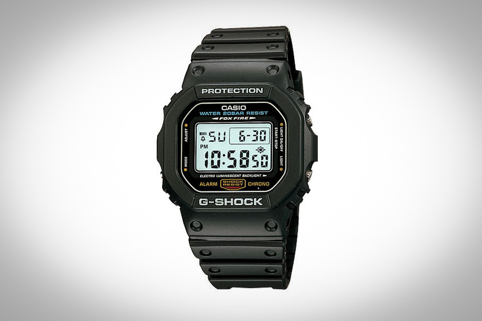 montre g shock enfant casio