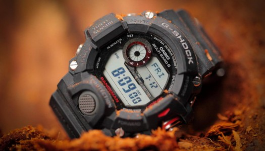 L'Indestructible Casio G-Shock