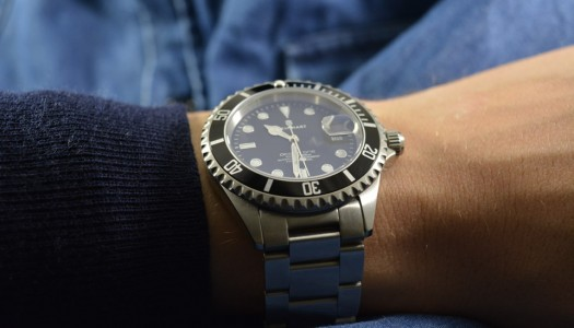 Test de la Steinhart Ocean One