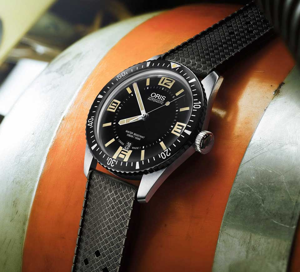 Baselworld-2015-Oris-Divers-Sixty-Five