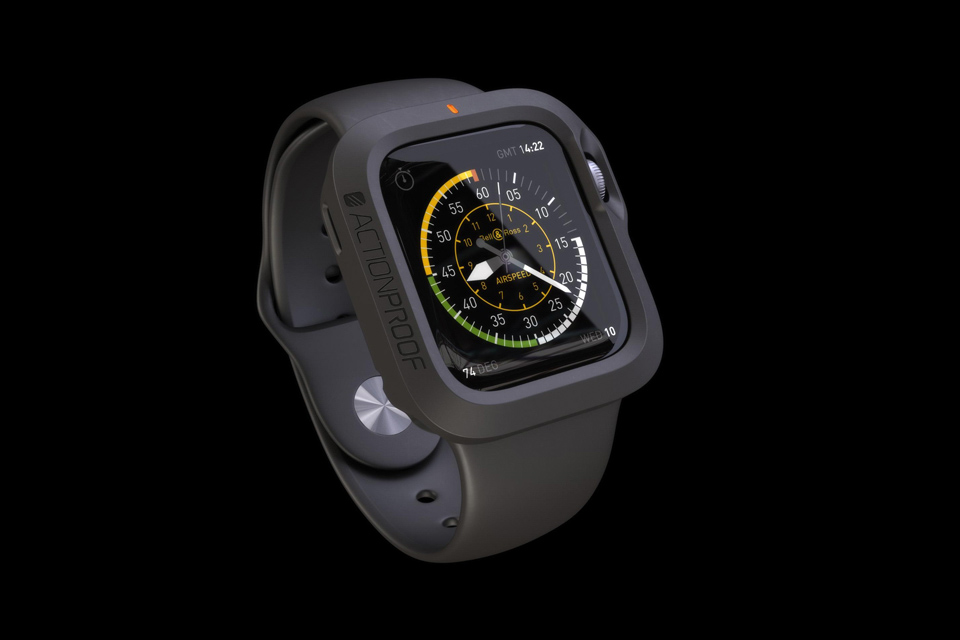 Boitier-Actionproof -Apple-Watch