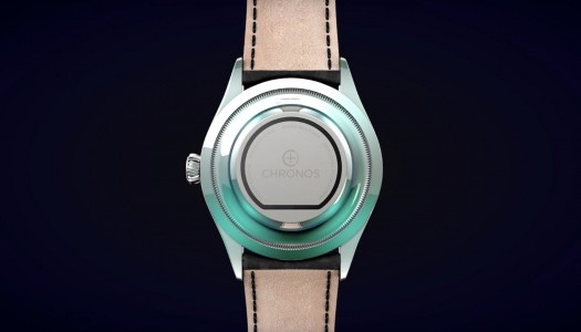 Chronos transforme votre montre en smartwatch
