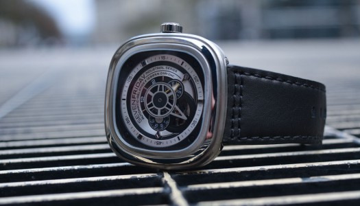 Test de la SevenFriday P1B/01