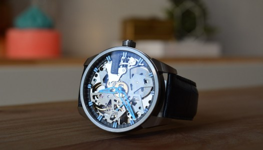 Test de la Tissot T-Complication Squelette