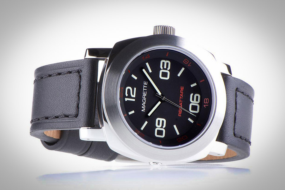 Montre-Magrette-Regattare-Tiki