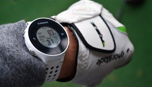 Test de la montre GPS Approach S6 de Garmin