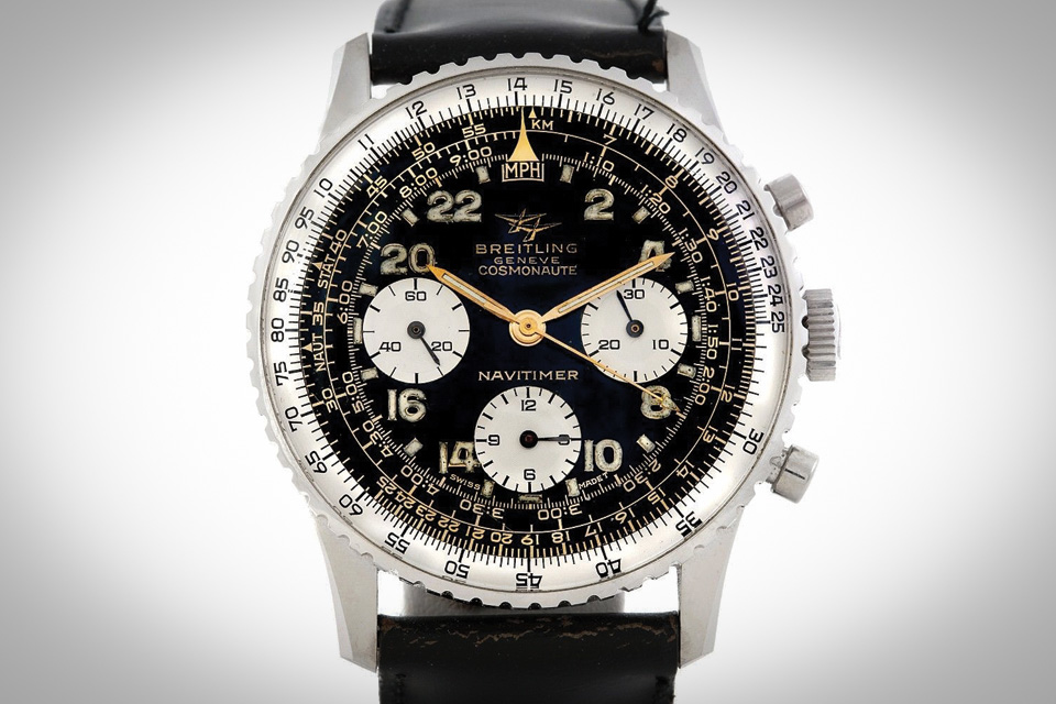 montre breitling automatic 1884
