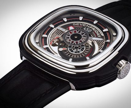 SevenFriday P3C:01 Hot Rod-12