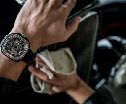 SevenFriday P3C:01 Hot Rod-6
