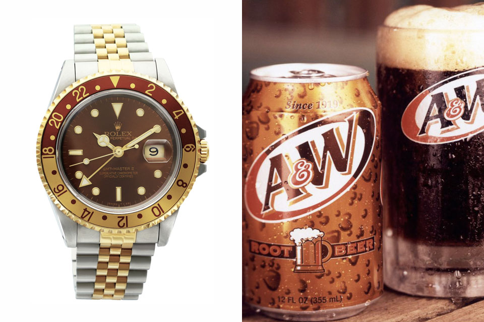 Surnoms-Montres-rolex-root-beer