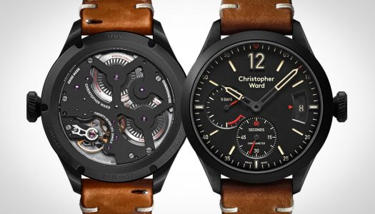 Christopher Ward dévoile la C8 Power Reserve Chronometer