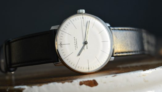 Test de la Junghans Max Bill Automatic