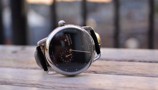 Test de la montre Pequignet Equus Regulateur