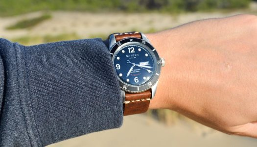 Zoom sur la Oxygen Legend Diver Automatic 42mm