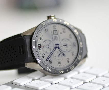 Montre Tag Heuer Connected - Cadran Carrera Blanc