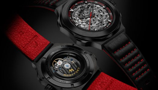 Montfort Watches : la montre des gentlemen drivers
