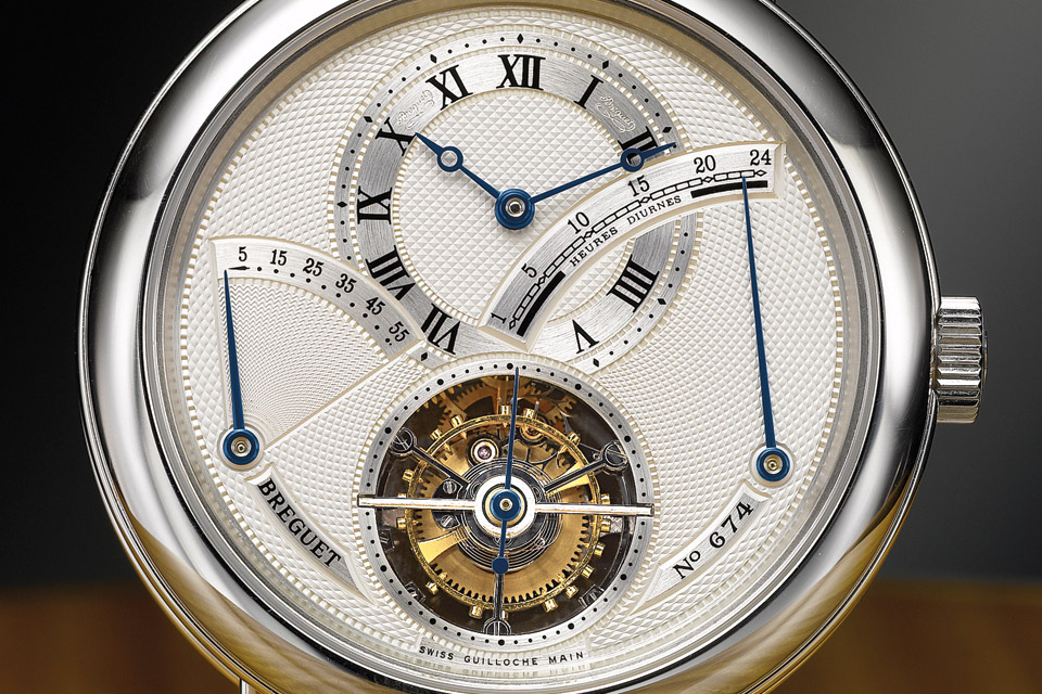 Mouvement-Tourbillon-Breguet