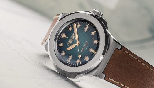 Lancement Kickstarter : Laventure Watches