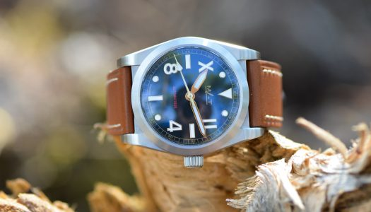 Test de la montre AG7 California par MATWatches