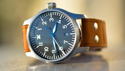Test de la Stowa Flieger Klassik 40 No Logo and Date
