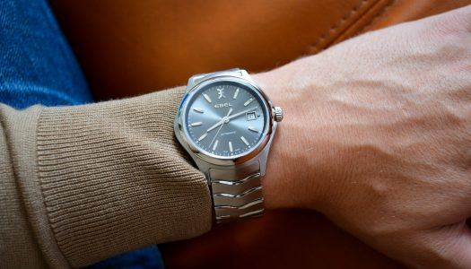 Test de la montre Ebel Wave Automatic