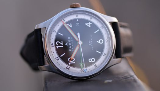 Test de la Farer Oxley GMT Automatic