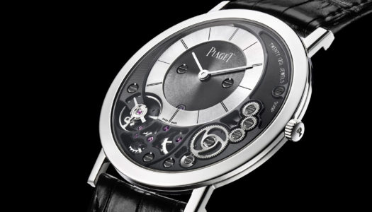 Piaget Altiplano Ultimate Concept : la montre mécanique la plus fine au monde