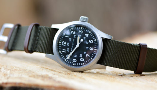 Test de la Hamilton Khaki Field Mechanical