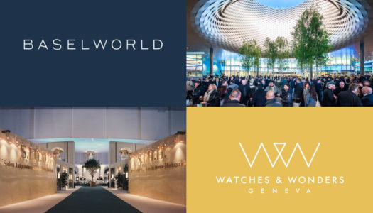 Annulation du Baselworld et de Watches & Wonders (anciennement SIHH)