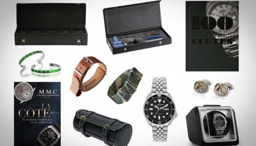 10 Idées Cadeaux pour les Amateurs de Montres