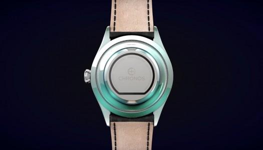 Chronos transforme votre montre en smartwatch