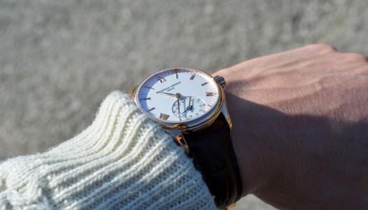Test de la Frédérique Constant Horological Smartwatch