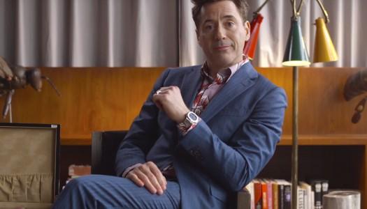 Robert Downey Jr. Présente sa Collection de Montres