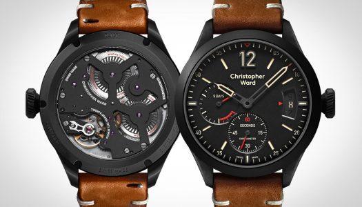 Christopher Ward dévoile la C8 Power Reserve Chronometer