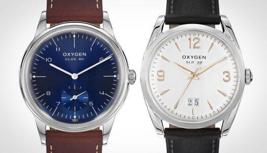 Jeu Concours : 2 Montres Oxygen Watch City 40 & Sport 38 à Gagner