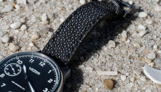 Tout savoir sur les bracelets de montres en Galuchat