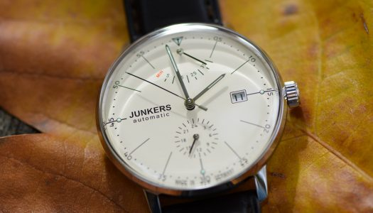 Test de la montre Junkers Bauhaus 6060-5