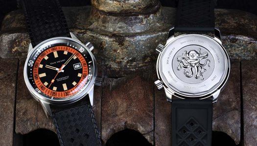 Jeu Concours : Gagnez une montre de plongée automatique Dan Henry