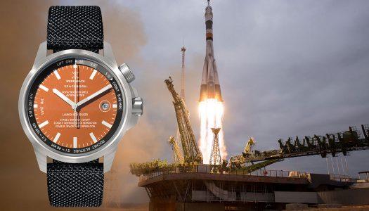 Werenbach : des montres fabriquées à partir de fusées Soyuz