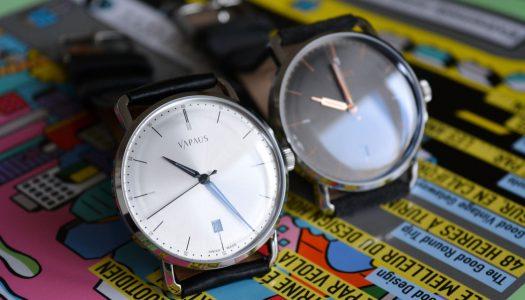 Vapaus Veli : des montres rétro-futuristes venues d'Angleterre