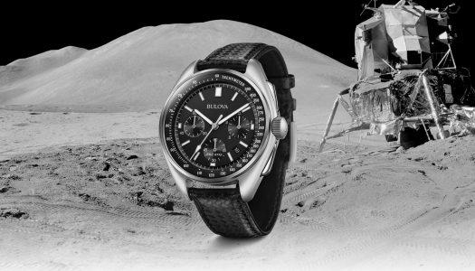 Bulova Moon Watch : L'Autre Montre Lunaire