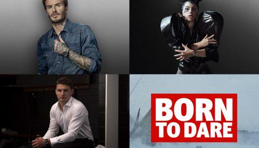 David Beckham, Lady Gaga et Beauden Barrett : les nouveaux ambassadeurs de Tudor