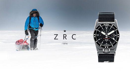 ZRC North Adventure et l'expédition polaire d'Alban Michon